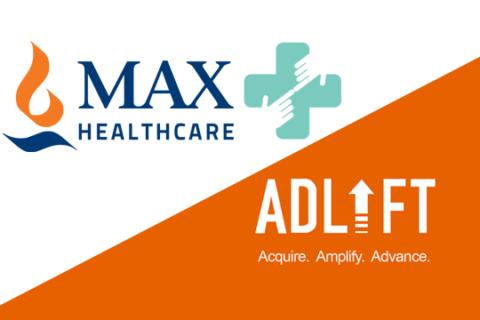 Max Healthcare - AdLift