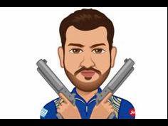 Making of Rohit Sharma's Emoji